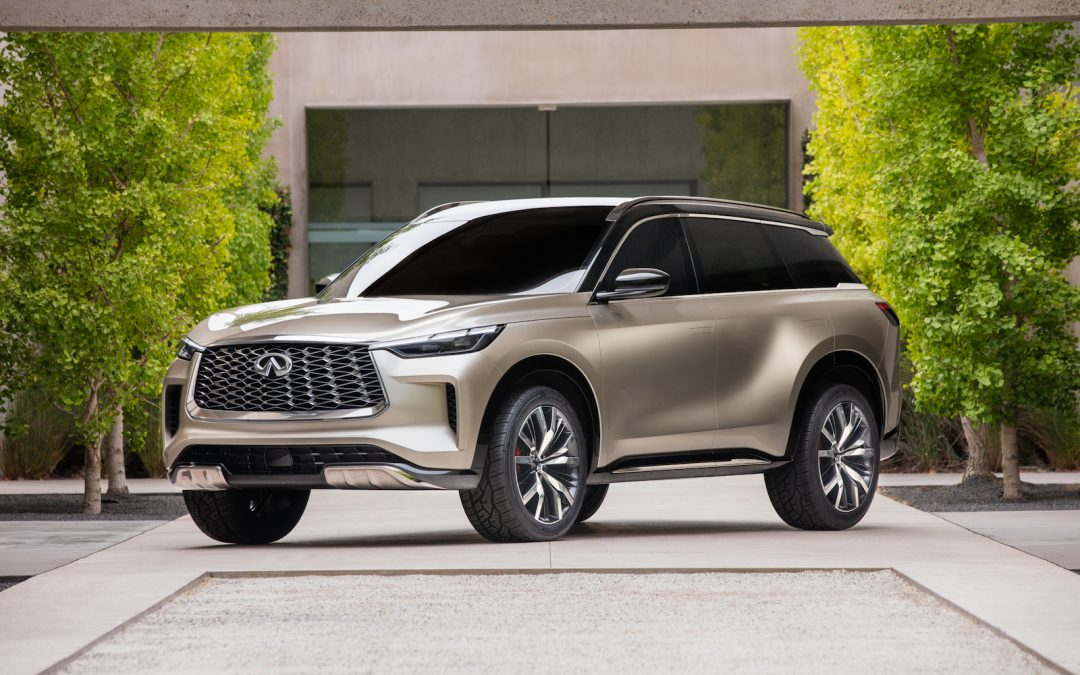 Infiniti QX60 Monograph Reveals Future Look for SUV