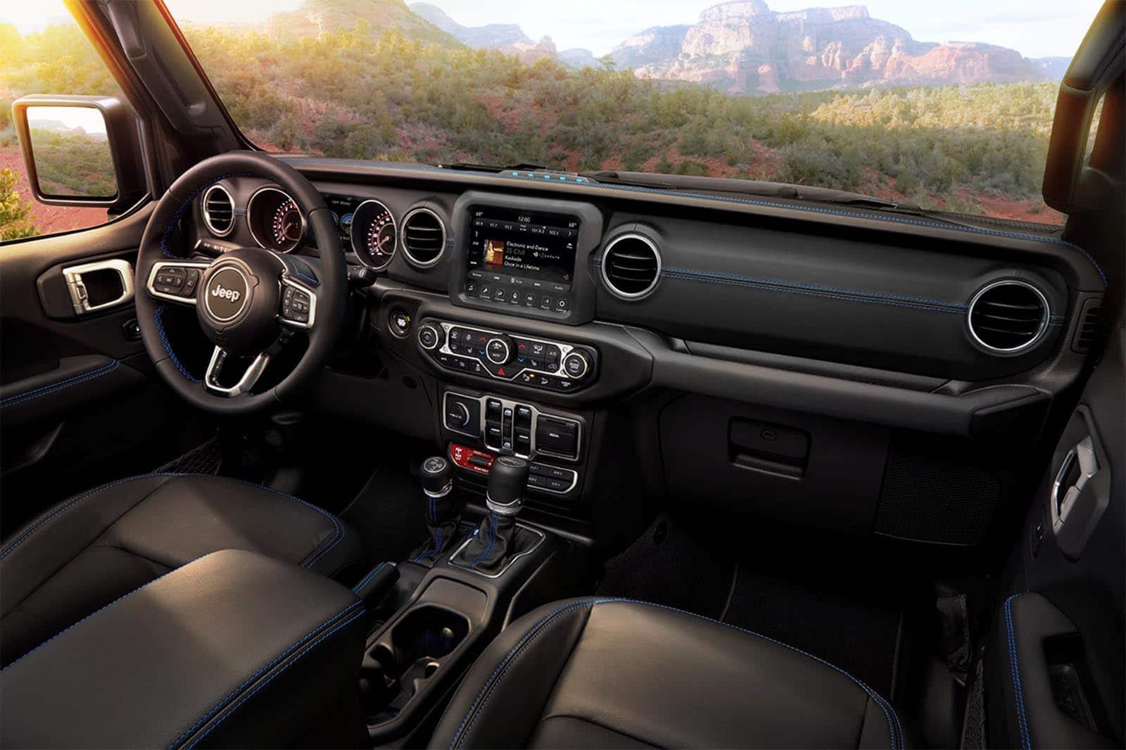 Jeep Electrifies With New Wrangler 4xe - The Detroit Bureau