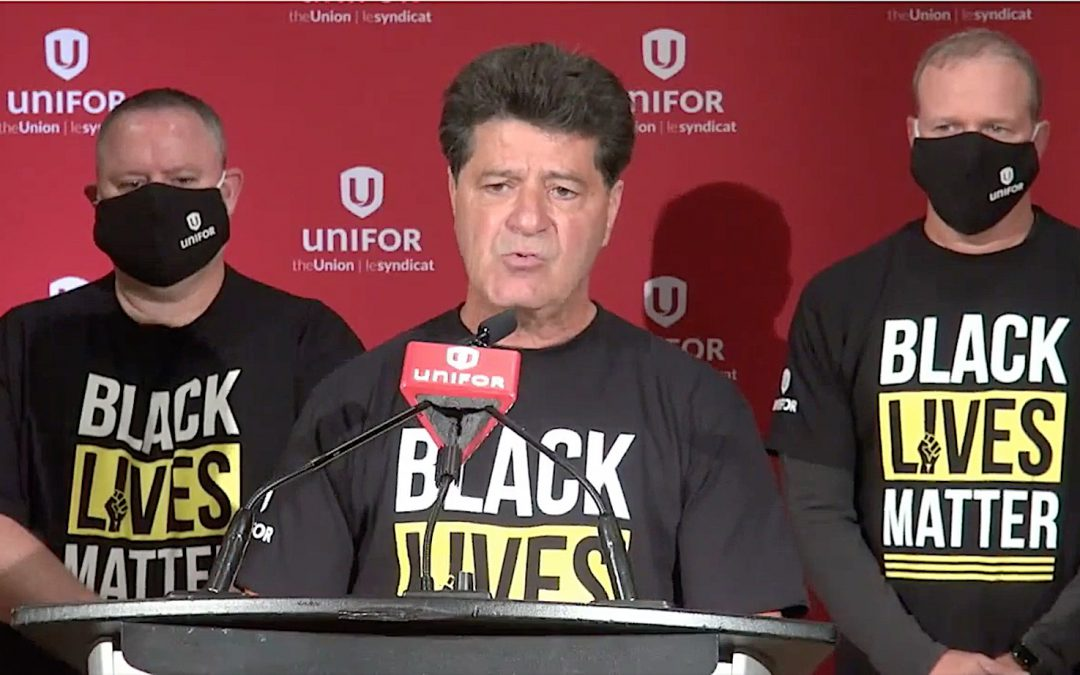 Unifor Takes Aim at Ford in Canadian Auto Contract Talks