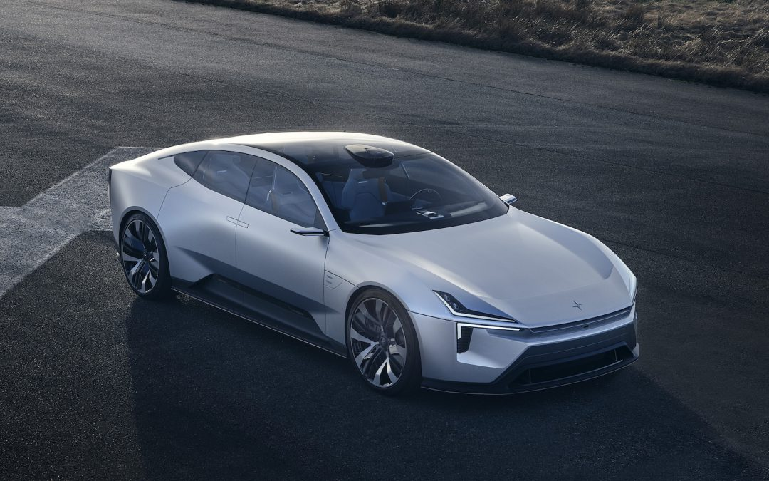 Polestar Putting Precept Concept into Production