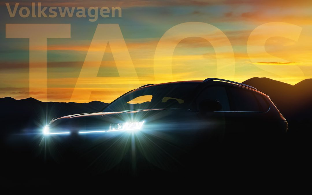 "VW Gets Back on the ""T"" Train for New SUV Name: Taos"