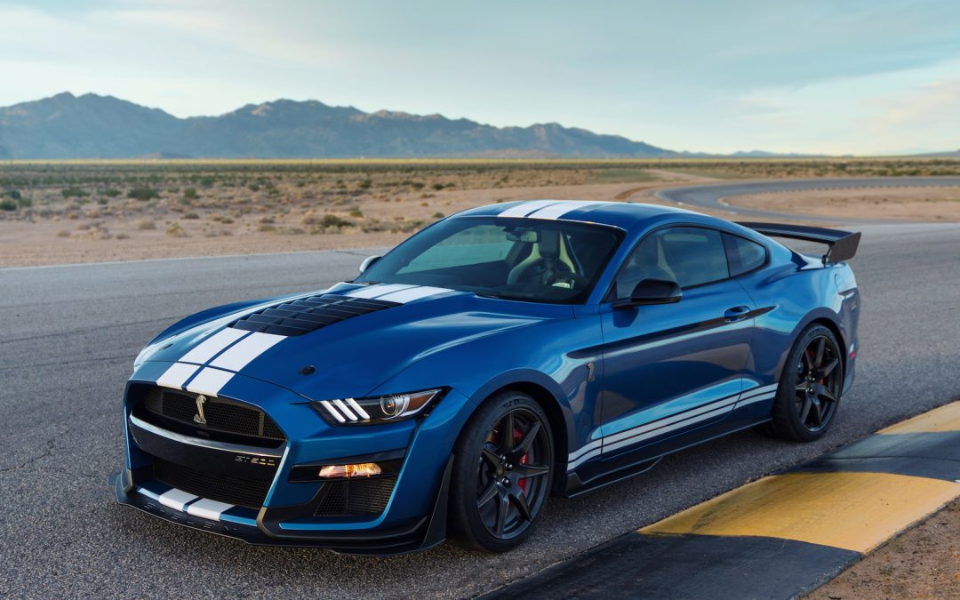 Is Ford Making an All-Electric Mustang? Maybe