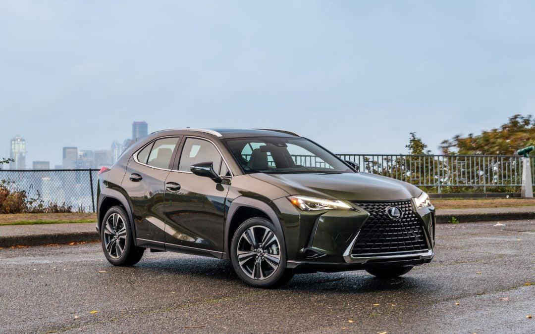 A Week With: 2020 Lexus UX Hybrid