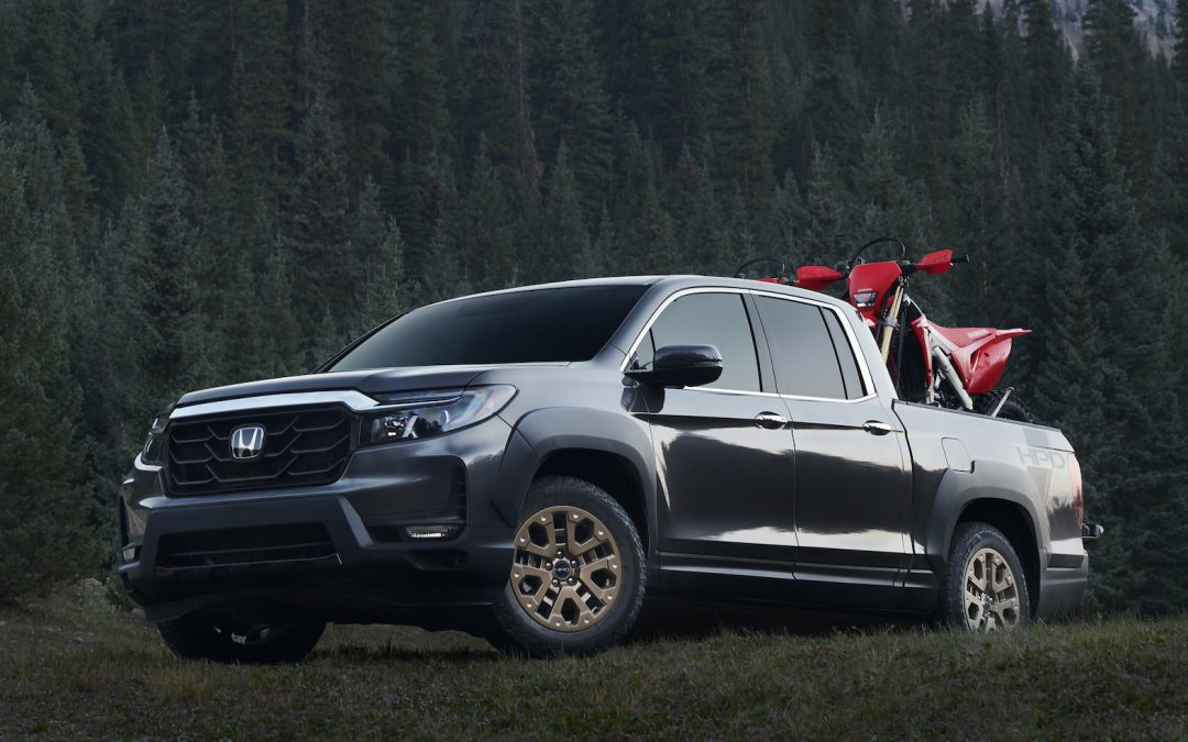 Honda Looking to Get a Little More Rugged with Trailsport Moniker?