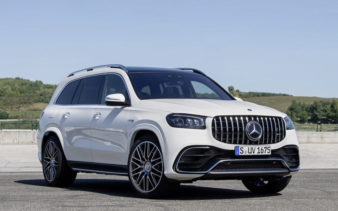 A Week With: 2021 Mercedes-AMG GLS 63 4Matic
