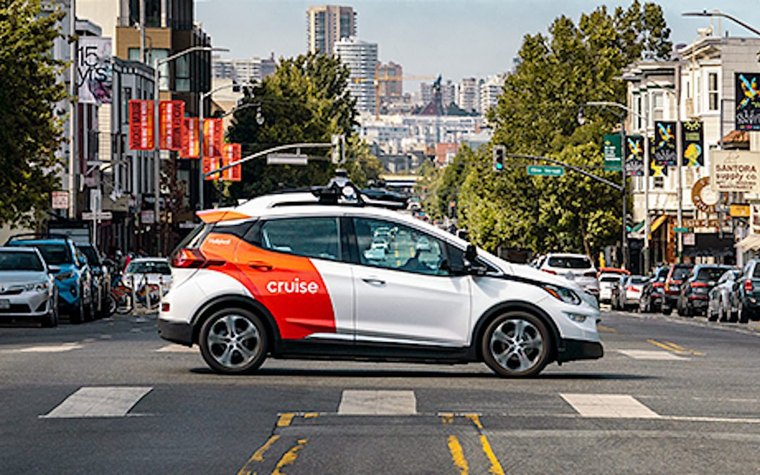 Cruise Starting Tests Without Drivers in San Francisco