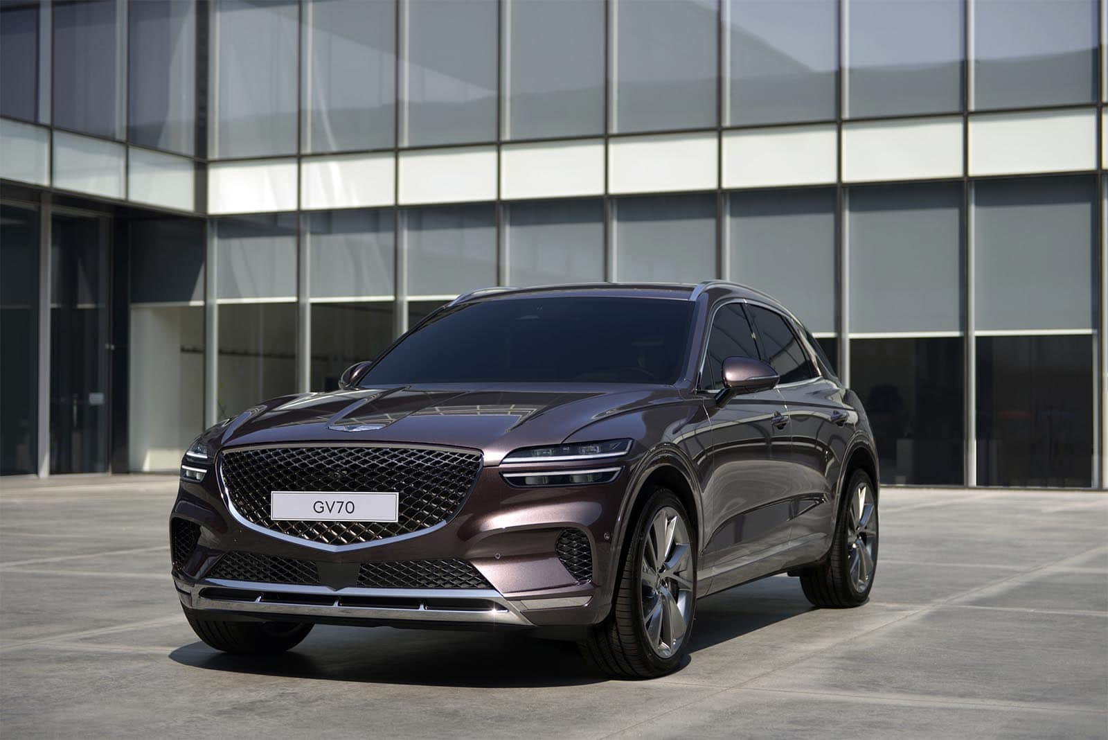 Genesis Previews Second SUV, The Much-Anticipated GV70