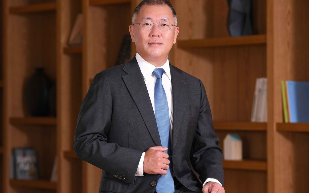 New Hyundai Chairman Hits Accelerator Pedal