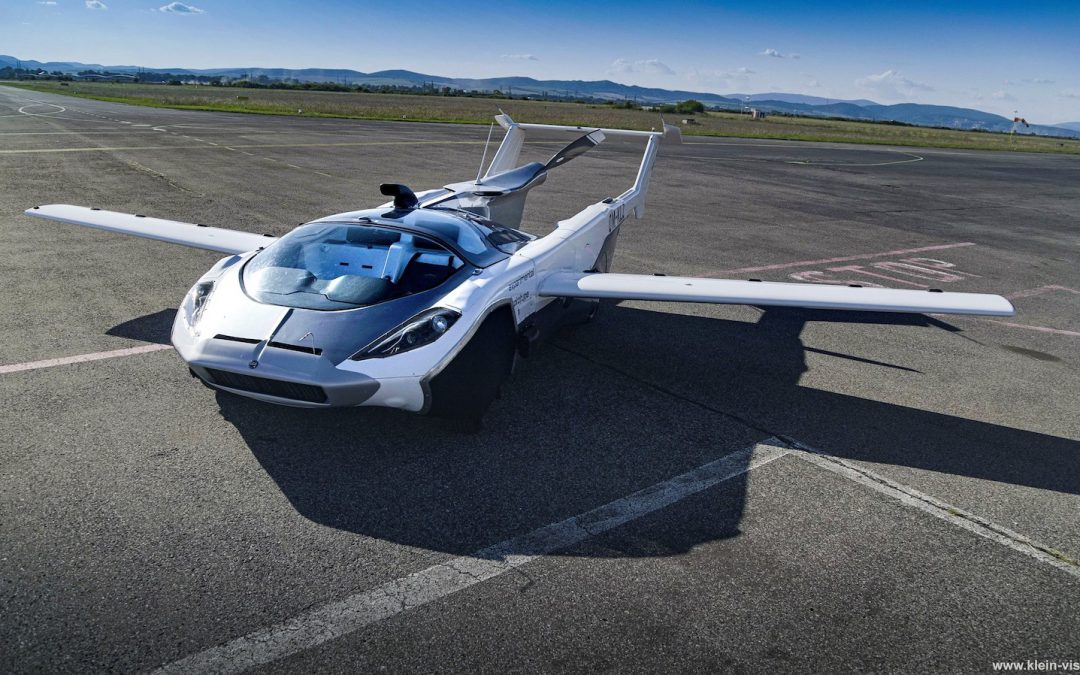 Flying Car Segment Following Lead of EVs With New Entries