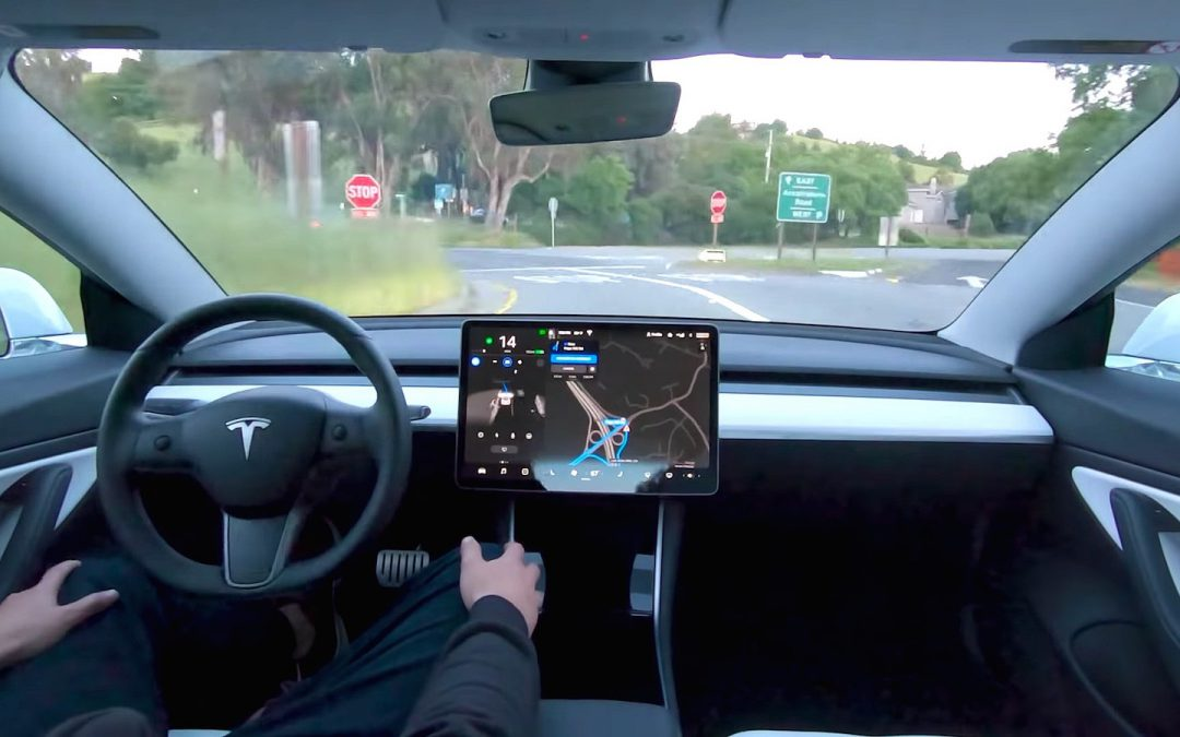 Tesla Releases Full Self-Driving Beta – But It Can't Actually Drive Itself