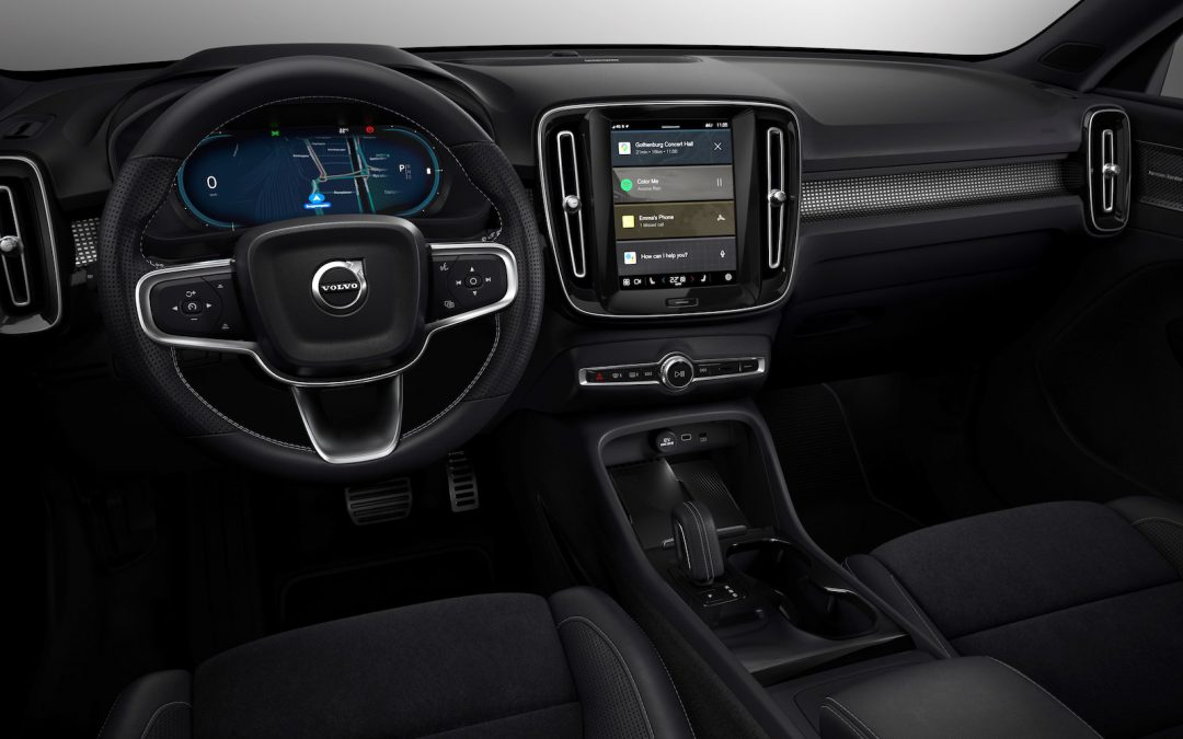 Volvo Using Technology to Cut Down on Distracted Driving — Due to Technology