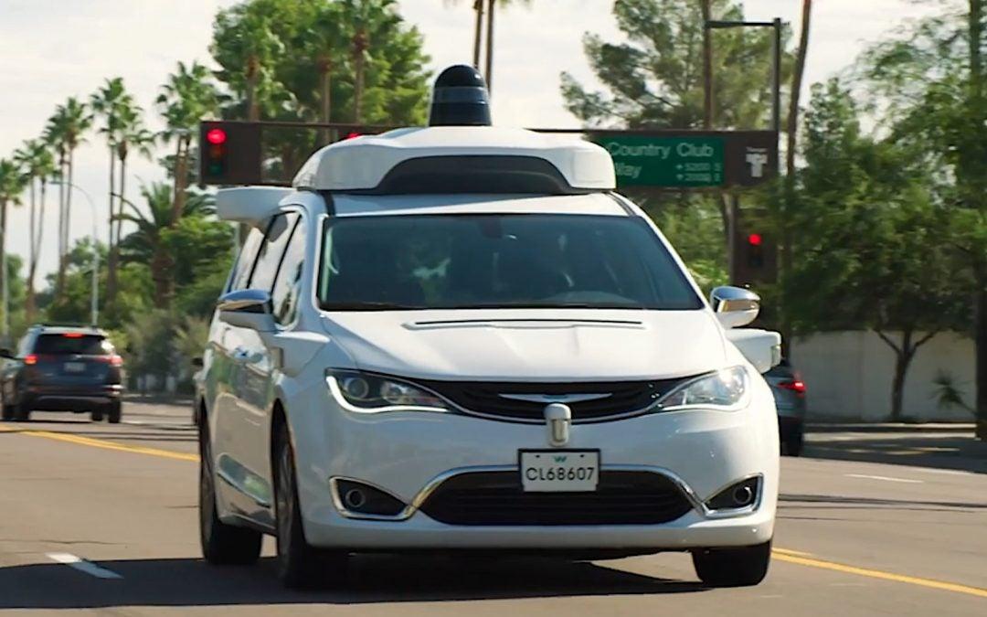 Waymo Restarting Autonomous Taxi Service for Public in Phoenix