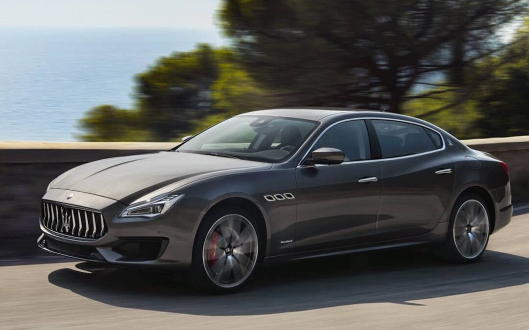 A Week With: 2020 Maserati Quattroporte S Q4