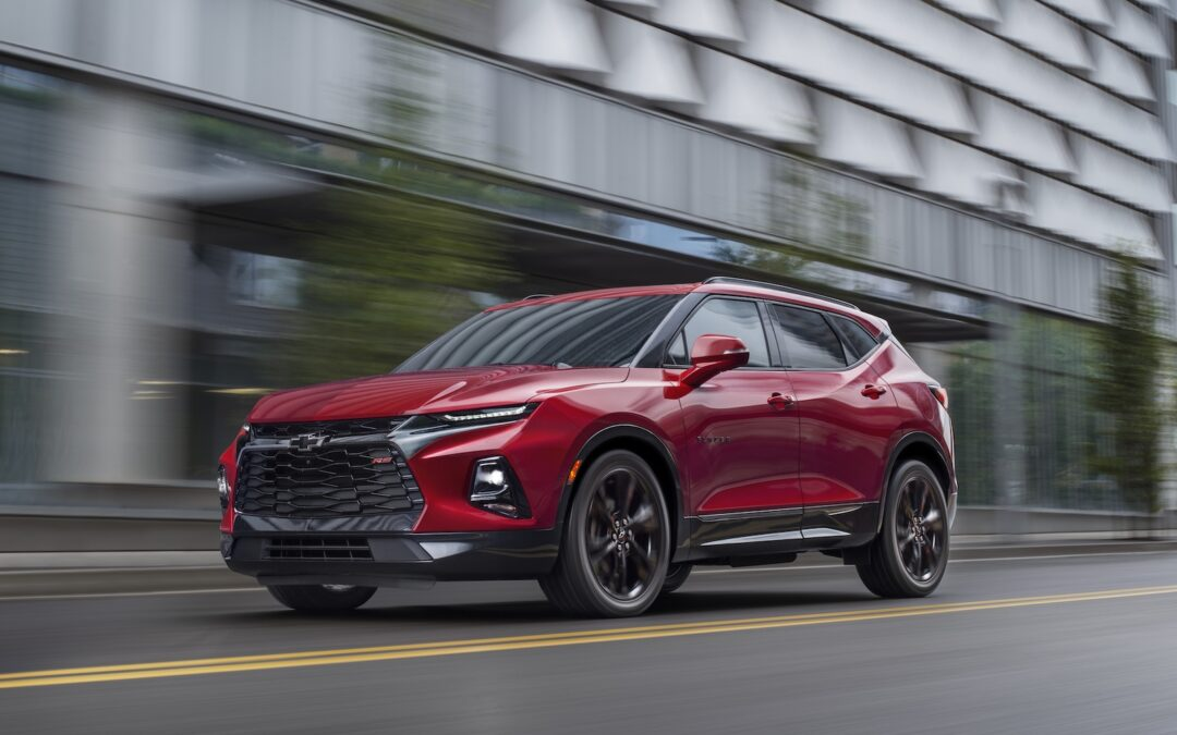 A Week With: 2021 Chevrolet Blazer Premier AWD