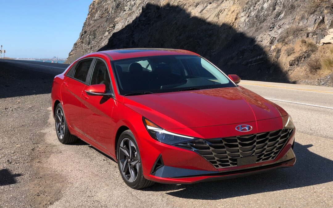 First Drive: 2021 Hyundai Elantra and Elantra Hybrid