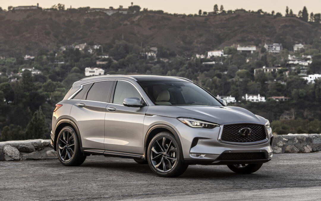 A Week With: 2021 Infiniti QX50 Autograph AWD