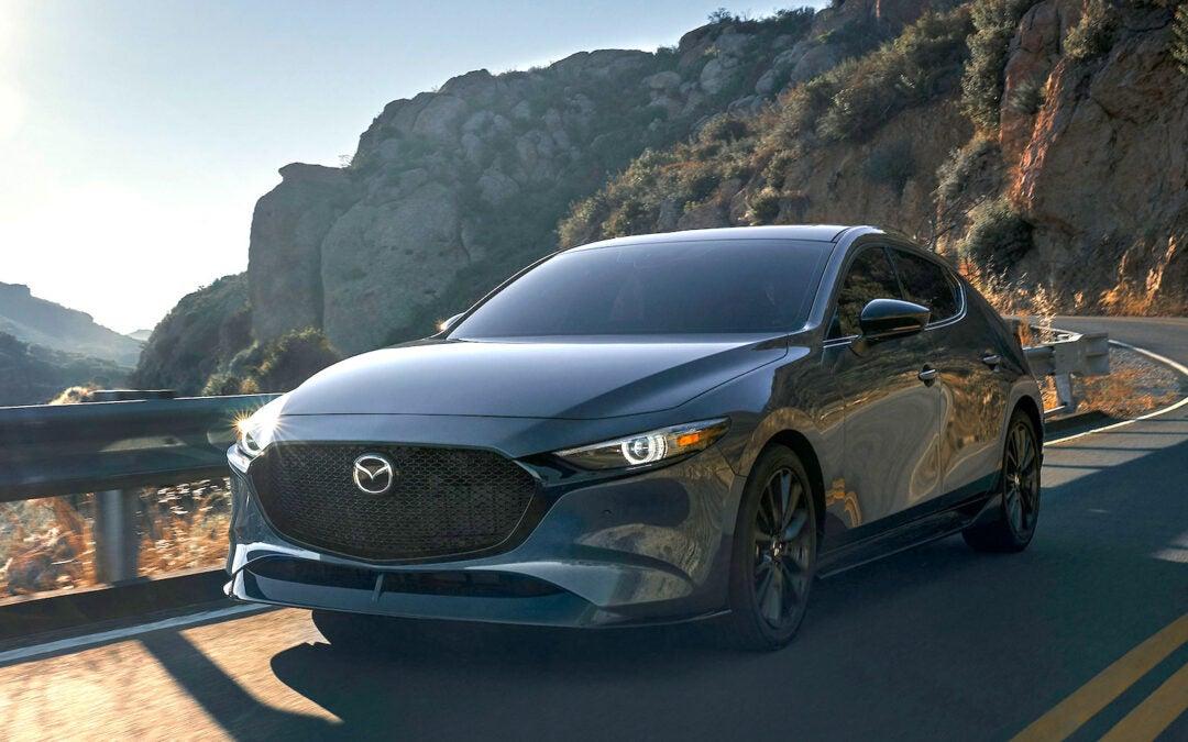 First Drive: 2021 Mazda3 Turbo