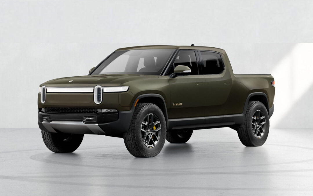 Rivian Sells Out Launch Edition of Electric Trucks and SUVs