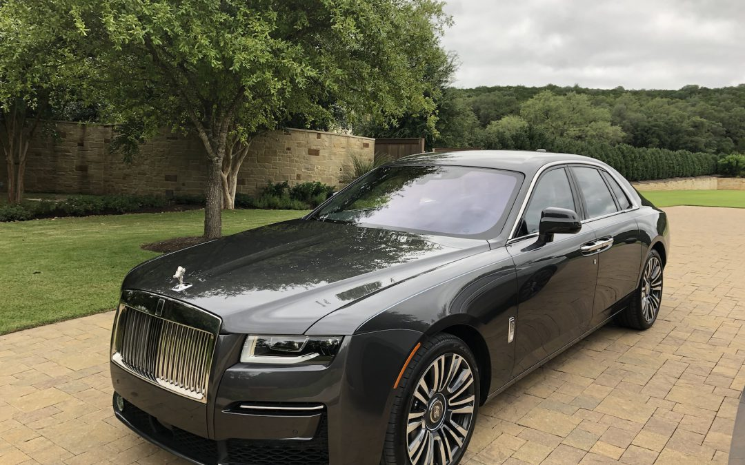 First Drive: 2021 Rolls-Royce Ghost
