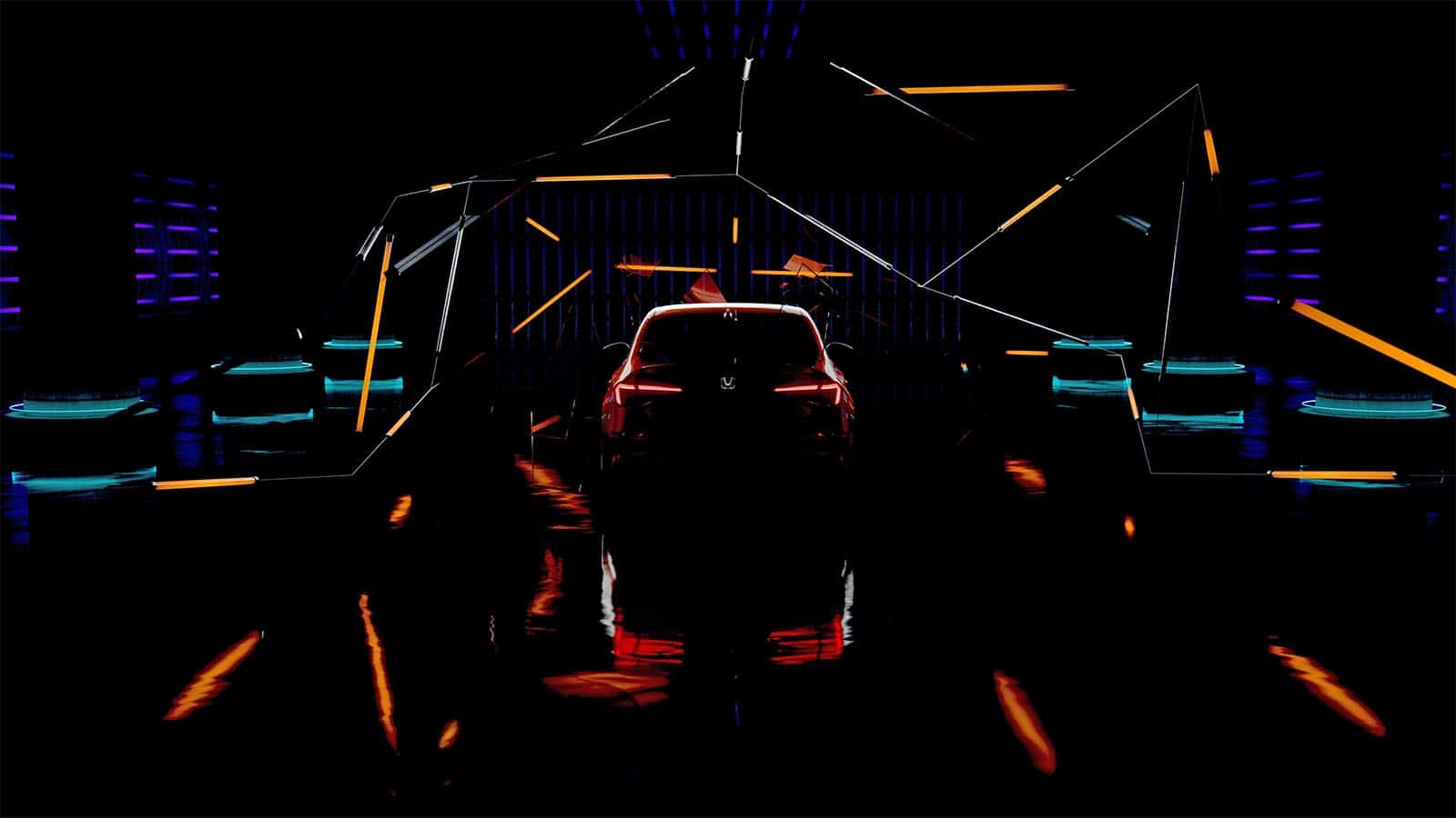 Redesigned 2022 Honda Civic Debuting Nov. 17th