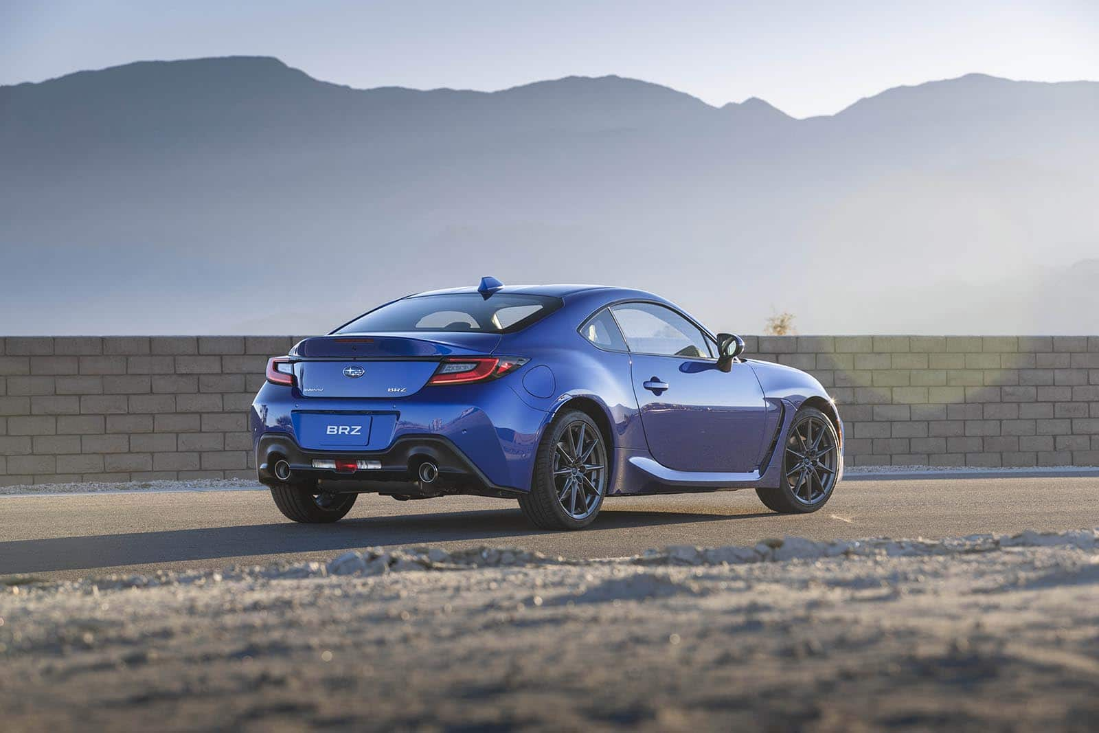 First Look: 2022 Subaru BRZ   The Detroit Bureau