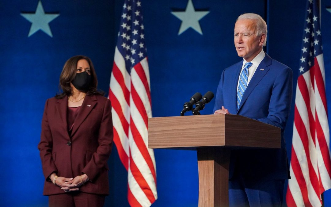 Barra, Gamble Meet with President-Elect Biden