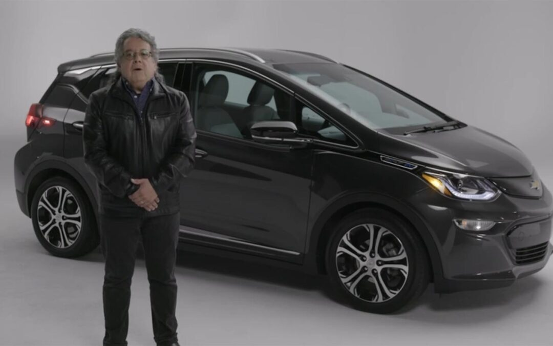 Chevy Recalling 68,000 Bolt EVs Due to Fire Risk