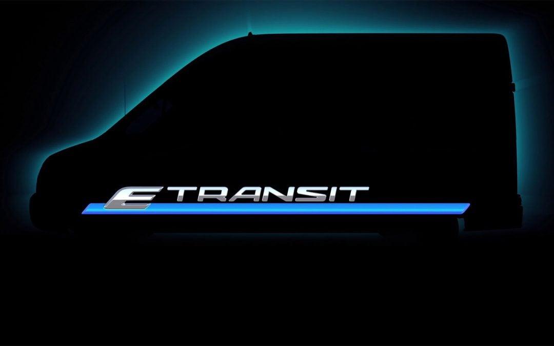 Ford Investing $100M to Convert Kansas City Line to Build E-Transit Van