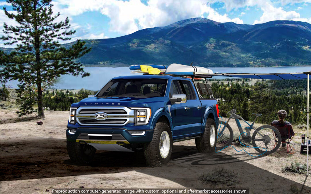 Ford Shows Off Custom F-150, Bronco and Bronco Sport Models During Virtual SEMA Event