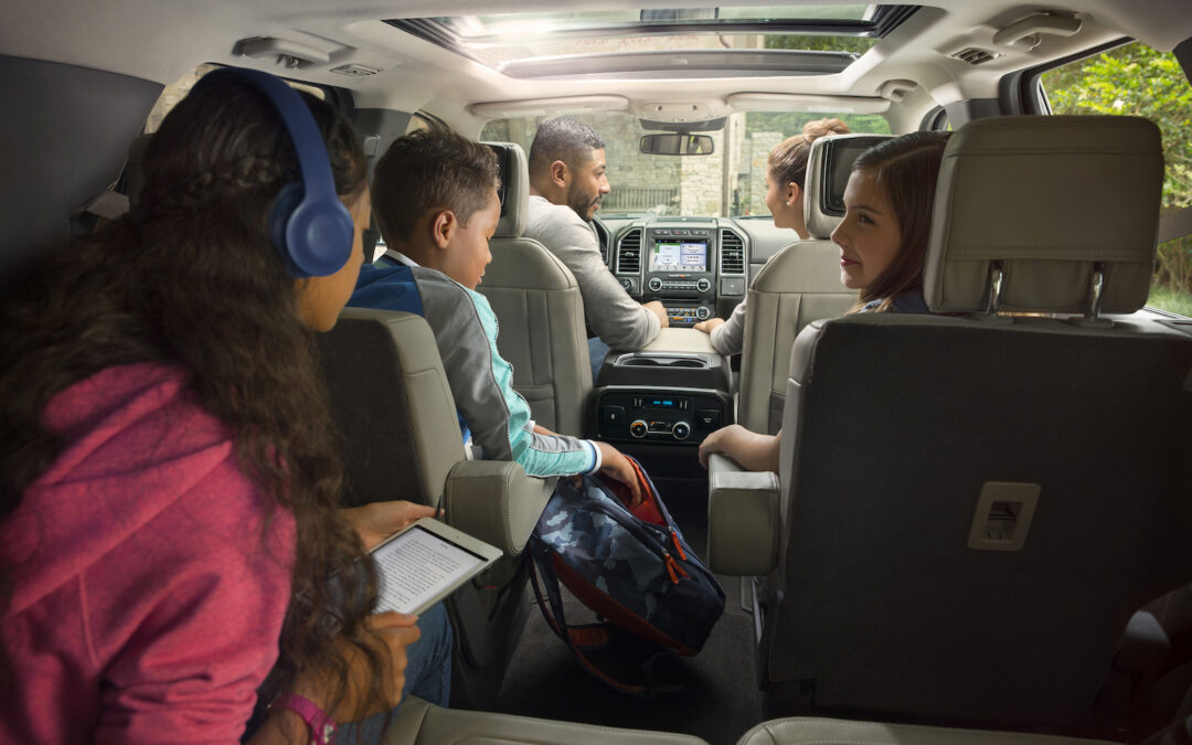 Families Wanting a New Vehicle Have Award-Winning Options