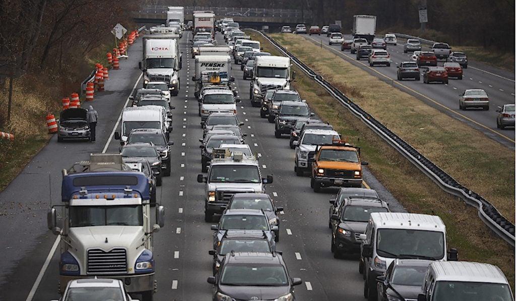 Vehicles driving emissions