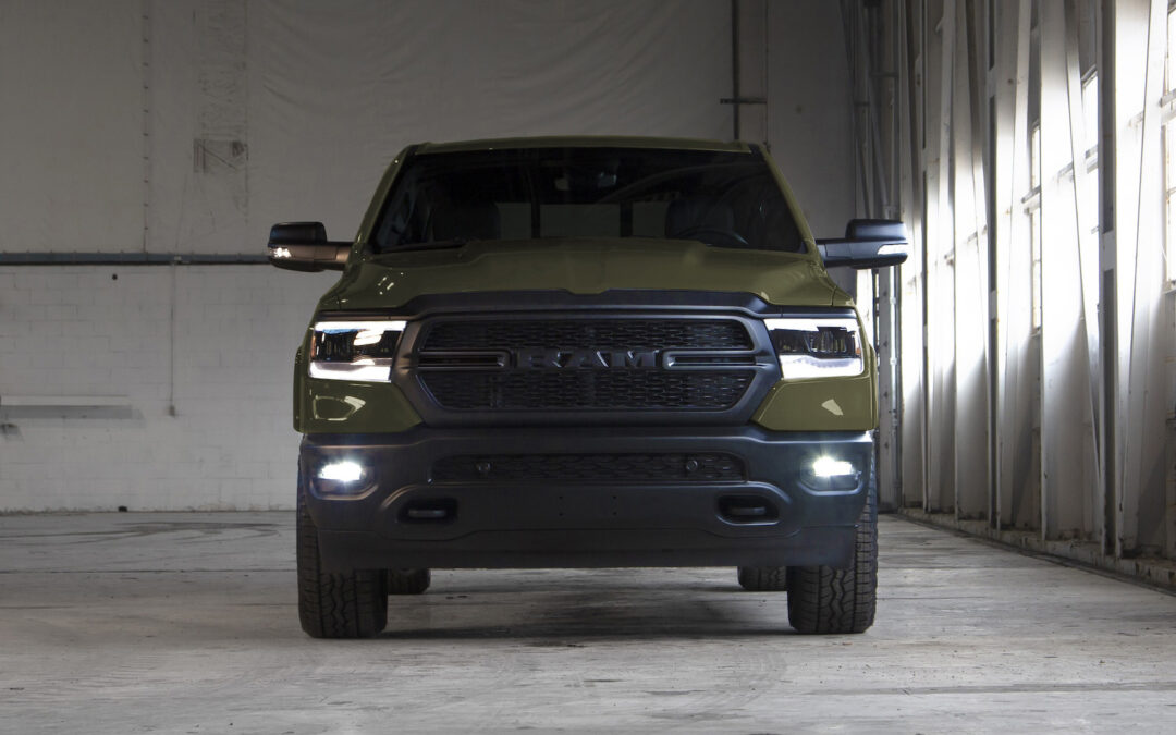"Fiat Chrysler Debuts Fourth ""Built to Serve"" Pickup"