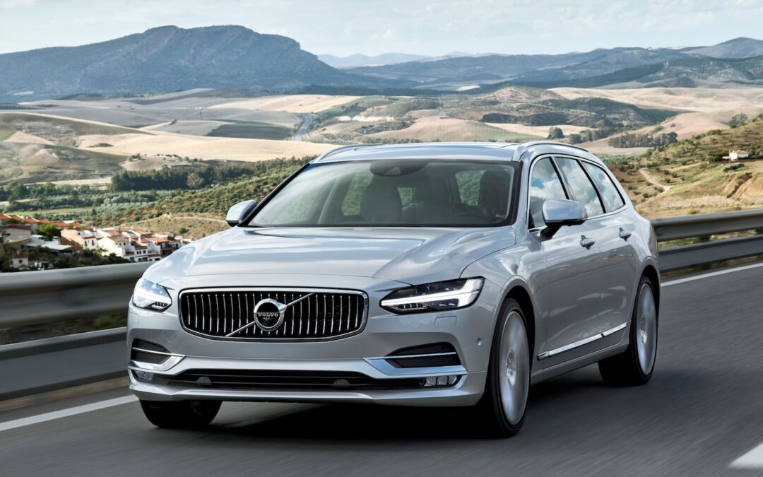 A Week With: 2020 Volvo V90 T6 AWD Inscription
