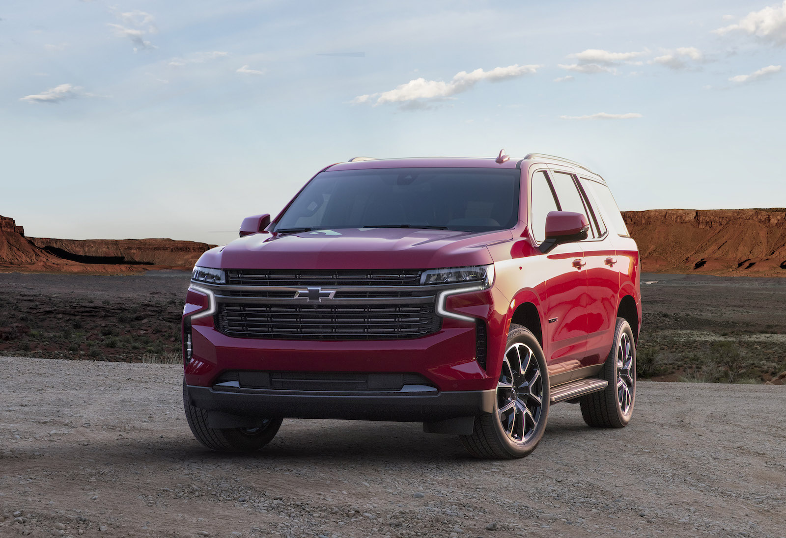 a week with: 2021 chevrolet tahoe rst - the detroit bureau