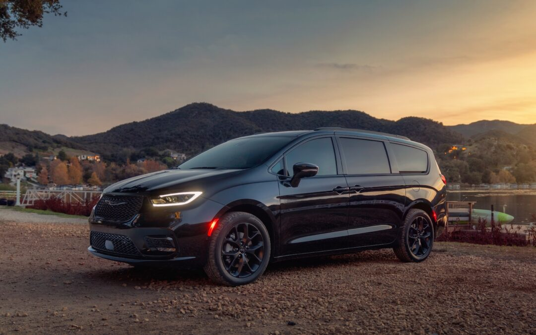 First Drive: 2021 Chrysler Pacifica Limited AWD