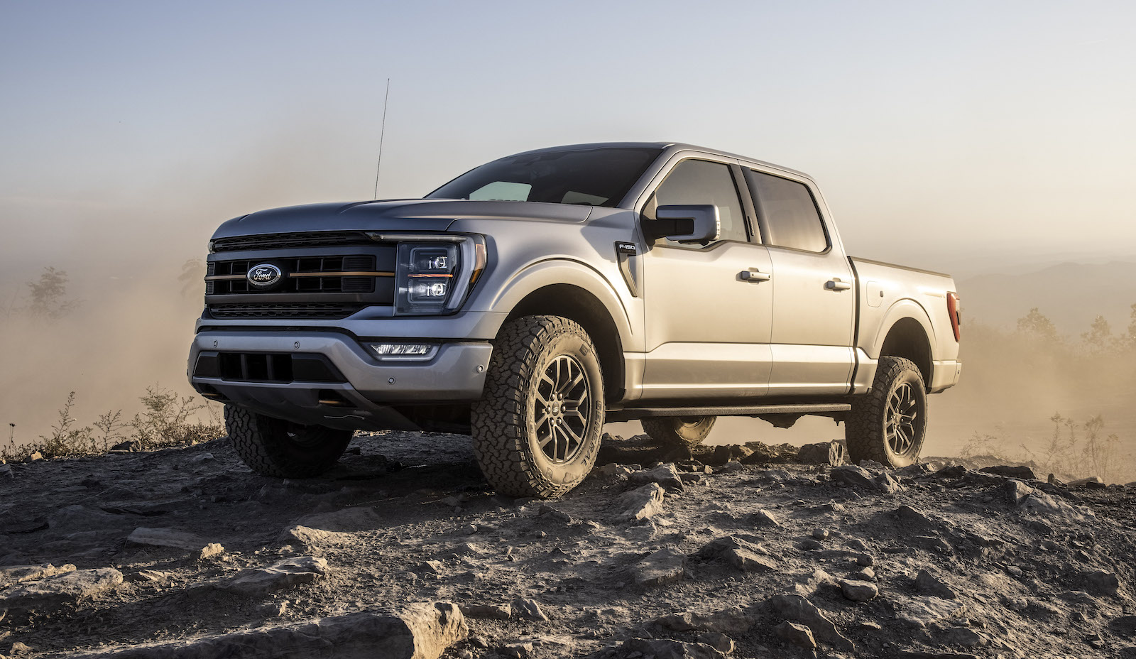 first look: 2021 ford f-150 tremor | the detroit bureau