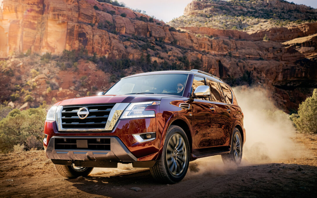 A Week With: 2021 Nissan Armada Platinum