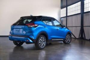 2021 Nissan Kicks rear
