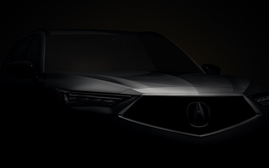 2022 Acura MDX Set to Make Its Debut