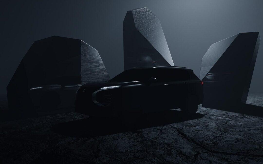 Mitsubishi Gets Prime Time 2022 Outlander Amazon Live Debut