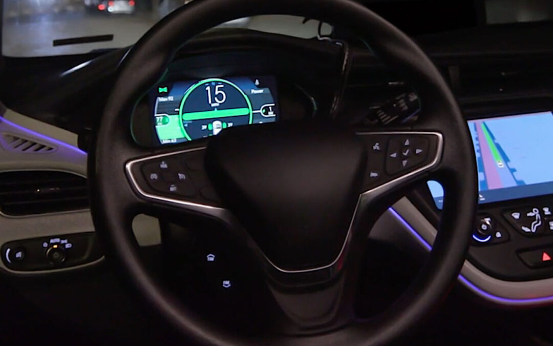 Cruise Shows Off Driverless Testing on the Streets of San Francisco