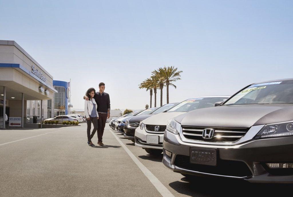 Honda Dealership