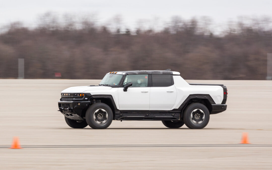 GMC Begins Real World Testing of New Hummer – and Other Good News
