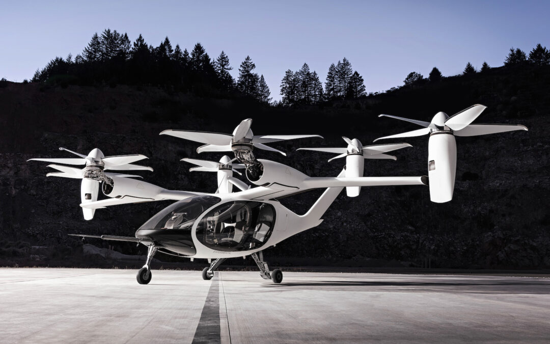 Uber Selling Its Flying Taxi Business to Joby Aviation