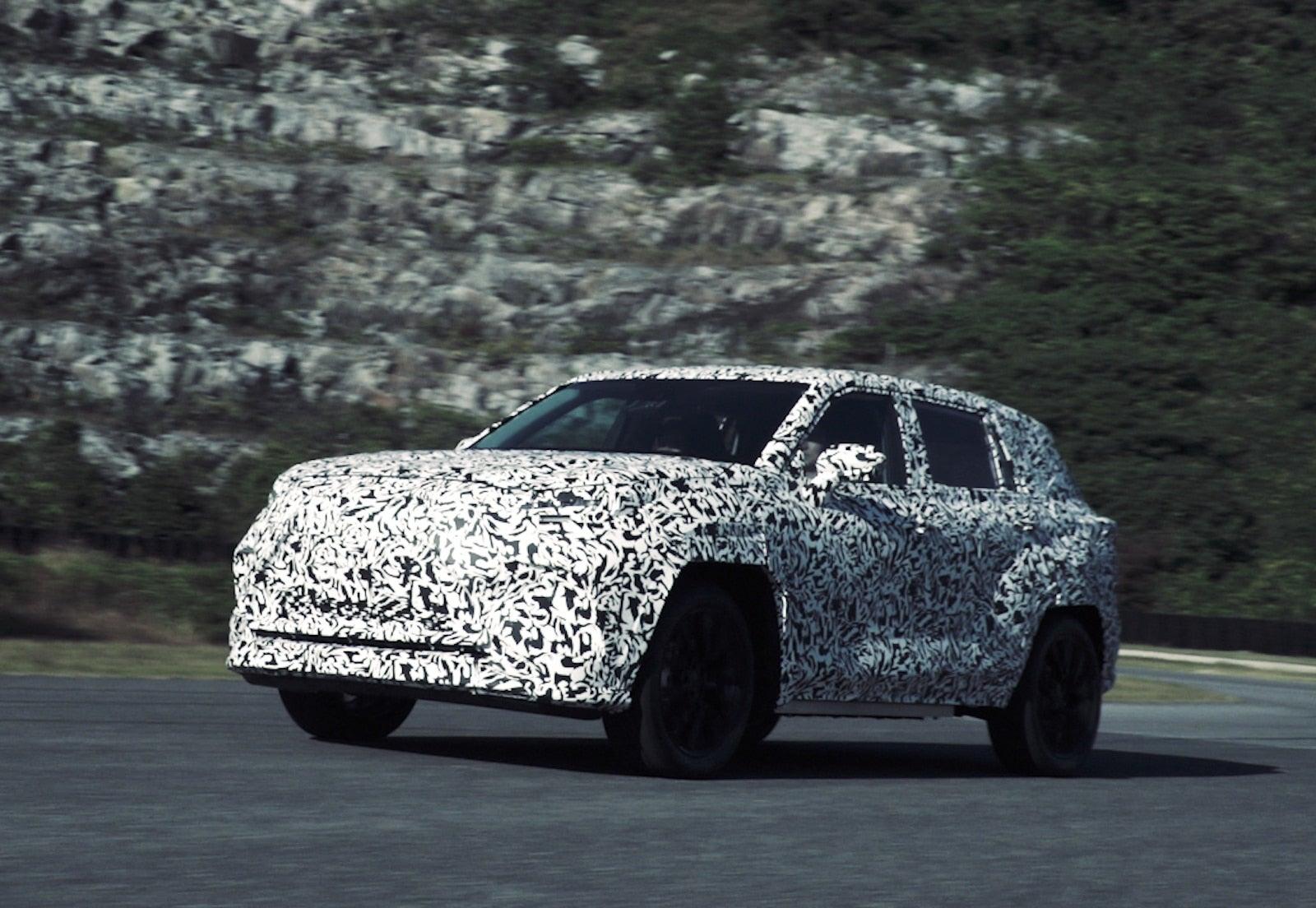 Lexus Previews All Electric Suv New Direct4 Ev Drivetrain The Detroit Bureau