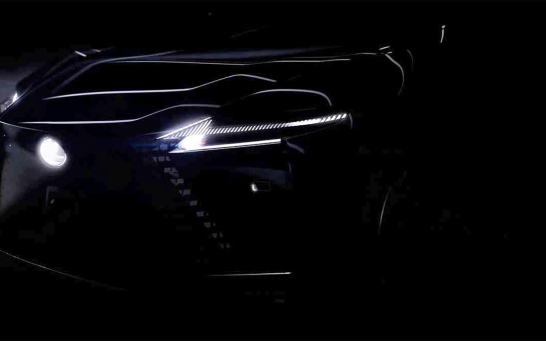 Lexus Previews All-Electric SUV, New Direct4 EV Drivetrain