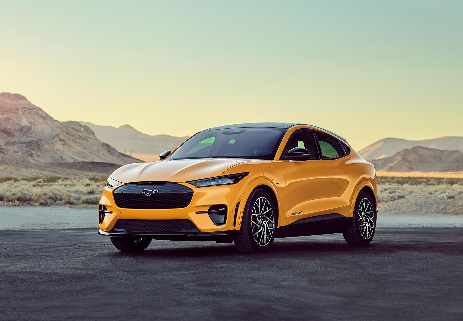 First Drive: 2021 Ford Mustang Mach-E - The Detroit Bureau