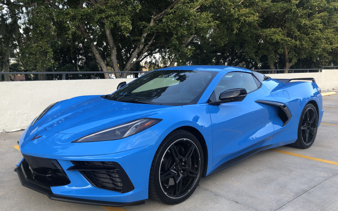 A Week With: 2021 Chevrolet Corvette Stingray Convertible
