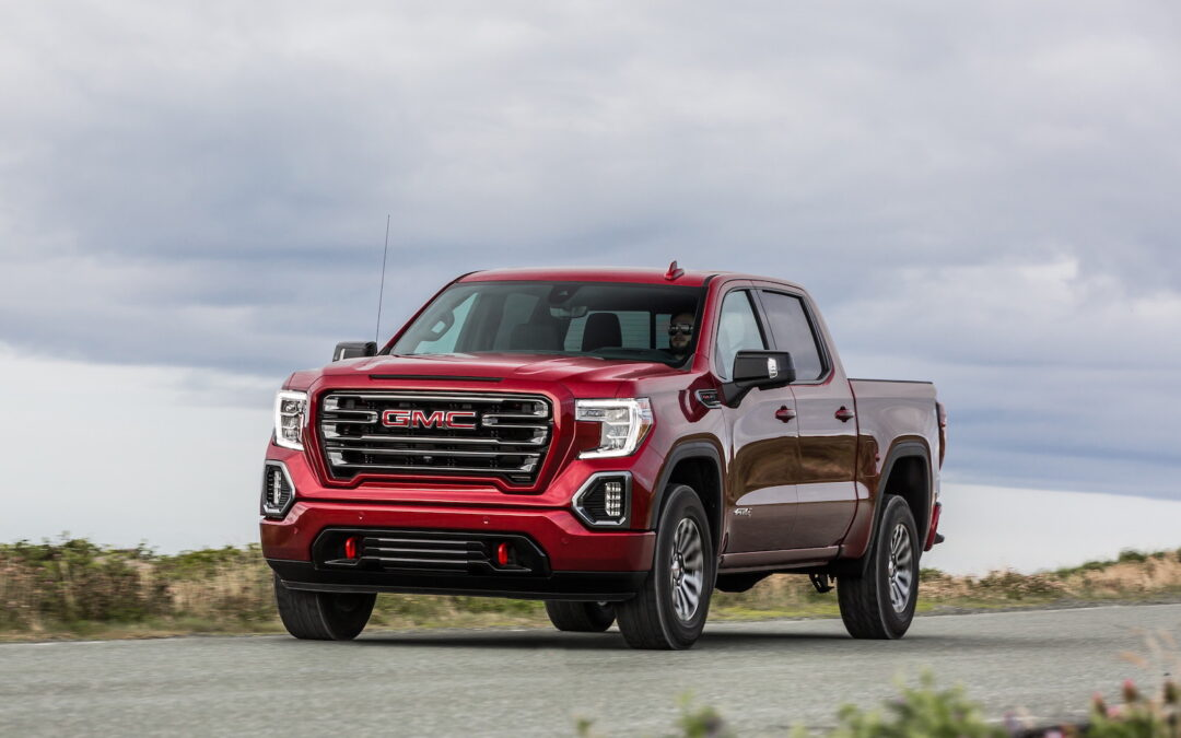 A Week With: 2021 GMC Sierra 1500 AT4
