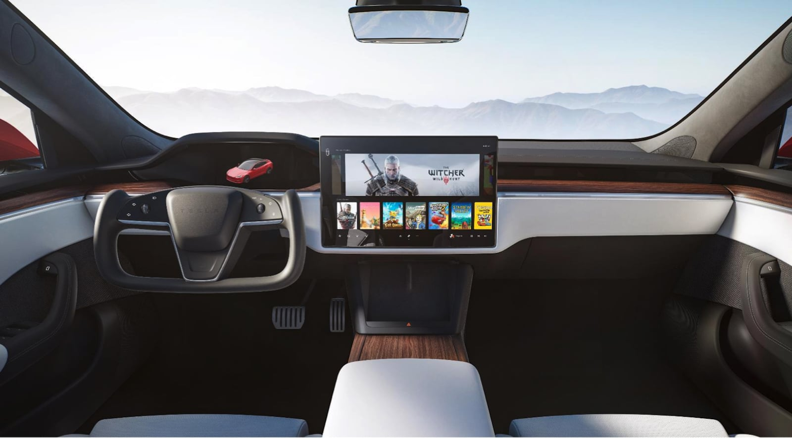 Automakers Getting Yoked: Are Yoke-Style Steering Wheels a Styling Affectation or a Coming Trend? - The Detroit Bureau